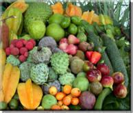 Indian fruits.