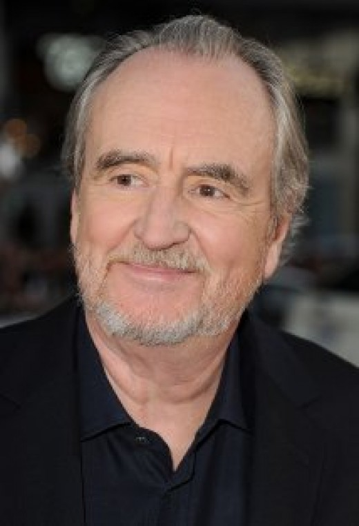 Wes Craven, to learn more follow the link to his page on IMDB