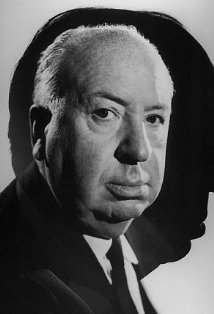 Alfred Hitchcock, find out more follow the link to his IMDB page.