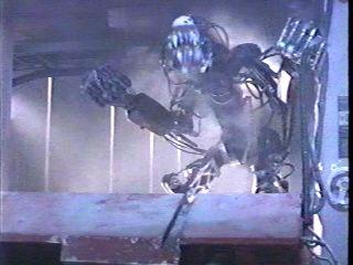 """War Beast from """"Death Machine""""."""