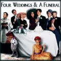 Four Weddings And A Funeral - Hugh & Andie get it on at a posh, Engish wedding but then keep missing each other - feel good film the English way.