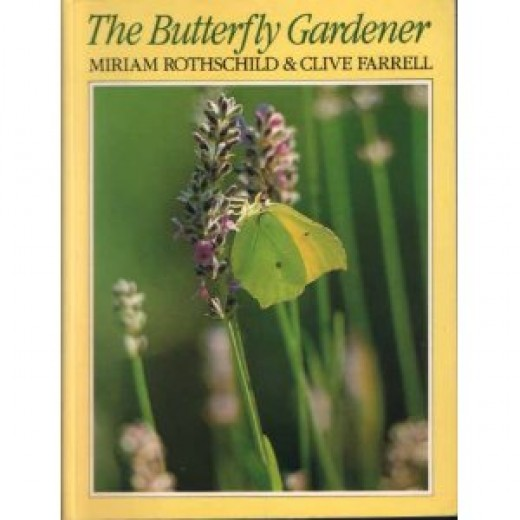 The Butterfly Gardener cover