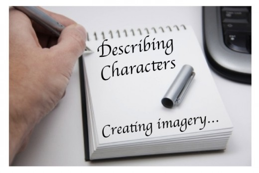 Writing Tutorials: Describing a Character, How to Describe and Create Characterization