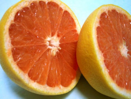 Grapefruit juice can interact with certain medications