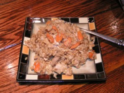 Meals Under $1.25: Chicken Fried Rice and Egg Drop Soup