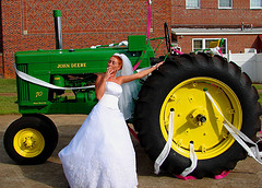 The Bride Thinks My Tractor Is Sexy