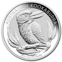Kookaburra Silver Coin