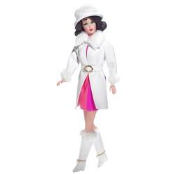 Barbie in Red, White 'n Warm