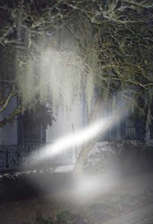 Ghost at The Myrtles Plantation?  Supposedly the most haunted place in the US.