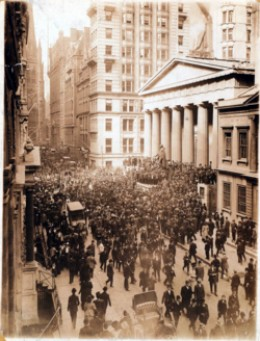 PANIC OF 1907