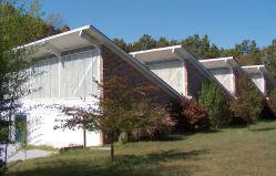 Solar School Building of The Farm School on The Farm Community in Tennessee