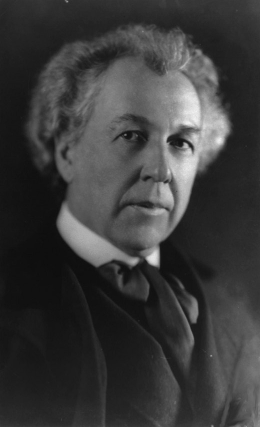 Frank Lloyd Wright is arguably the most famous American Architect.  Don't worry, most architects don't behave like he did.  He had a knack for getting away with a lot of things.