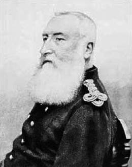 King Leopold II of the Belgians