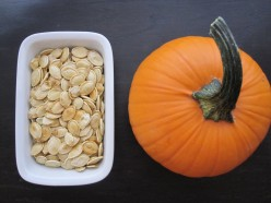 Easy Cooking Pumpkin Seeds