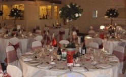 East Riddlesden Hall Wedding Reception