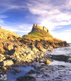 Lindisfarn Castle