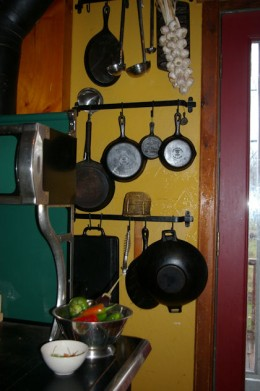 Collection of Cast Iron