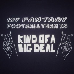 Believe all of the hype about fantasy football.