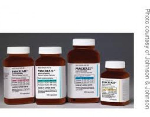 Pancreaze is one medication used to treat fat disorder diseases, such as pancreatic cancers and cystic fibrosis for example.