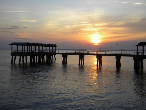 Jekyll Fishing Pier