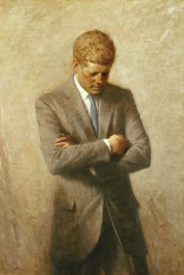 John F. Kennedy (1917–1963) Served January 20, 1961 to November 22, 1963