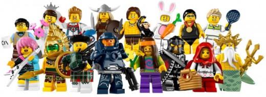 Lego Minifigures Series 7