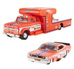 MATTEL TRUCK AND CAR