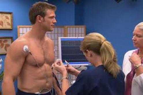 Dr. Travis Stork -- In excellent shape!