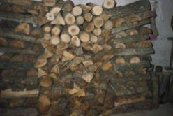 How to tell Seasoned Firewood from Green Wood