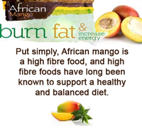 African Mango - helps you lose weight