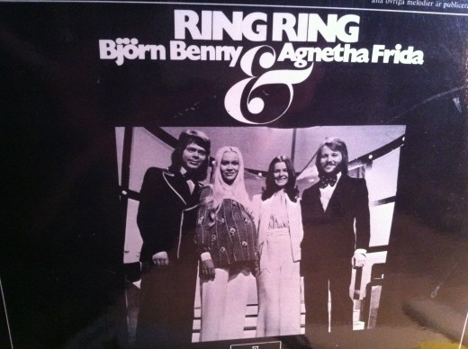 Ring, Ring, Björn, Benny&Agnetha,Frida Polar Music Production