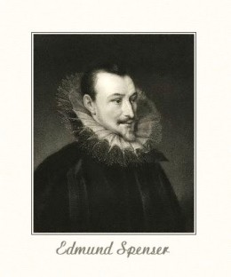 "Spenser (c. 1552 – 13 January 1599) is praised for ""Faerie Queene"""