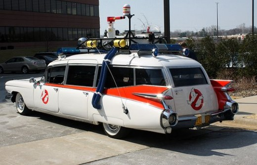 Or just go Ghost Buster style.