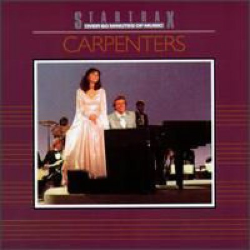The Mystery CD is Startrax by The Carpenters