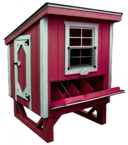 Chicken Coop Amish Made.