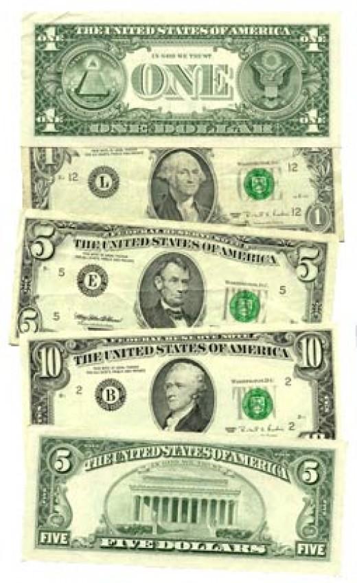 Bills, bills, bills.........