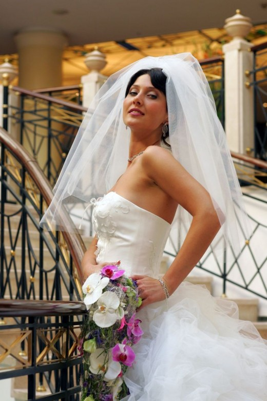 Think Positive! You Will look Fab on Your Wedding Day!