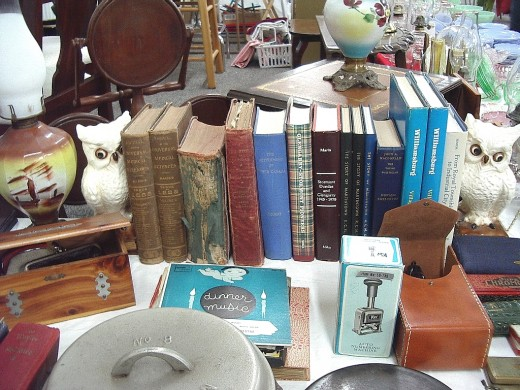 books for auction