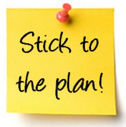 Even if you are not able to .........don't worry we can plan again