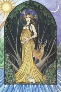 Irish Gods and Goddesses List and Descriptions