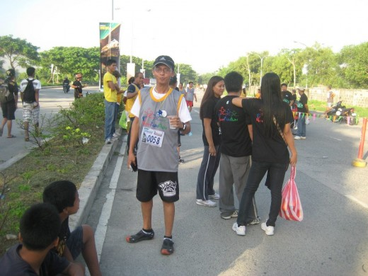 Travel Man, after the race, also one of the top 20 finishers
