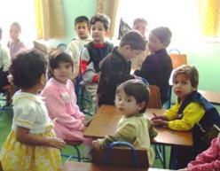 kindergarten course of study