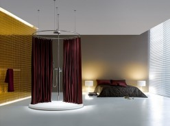 If one area of the room needs ambient lighting while others look better under a different kind, use both together.