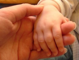 The most unconditional love is what a parent feels for a child.