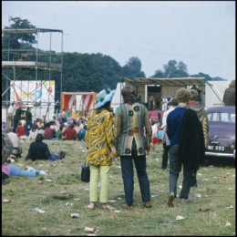 Hippies in Woburn 1971