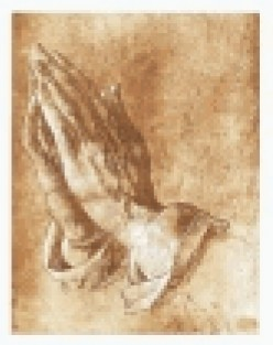 The Praying Hands