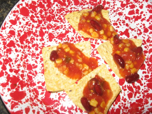 Try my salsa recipe!