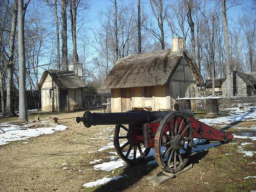 Henricus Historical Park, Virginia