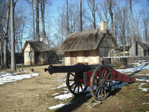 Henricus Historical Park, Virginia