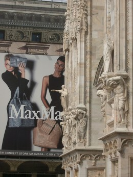 Fashion In Milan. Photo by julia_o (flickr)